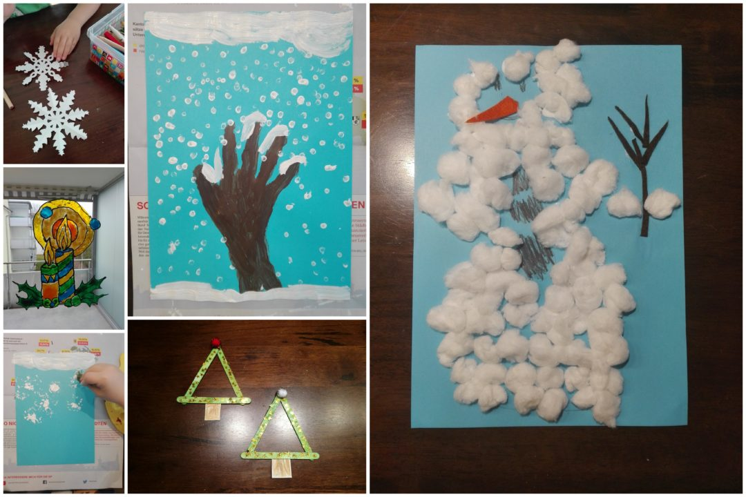 5 Easy Winter Kids Crafts Ideas Diy By Hanka